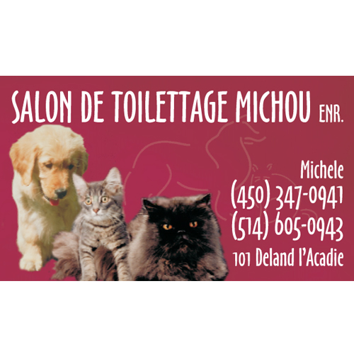 toilettage-michou-logo