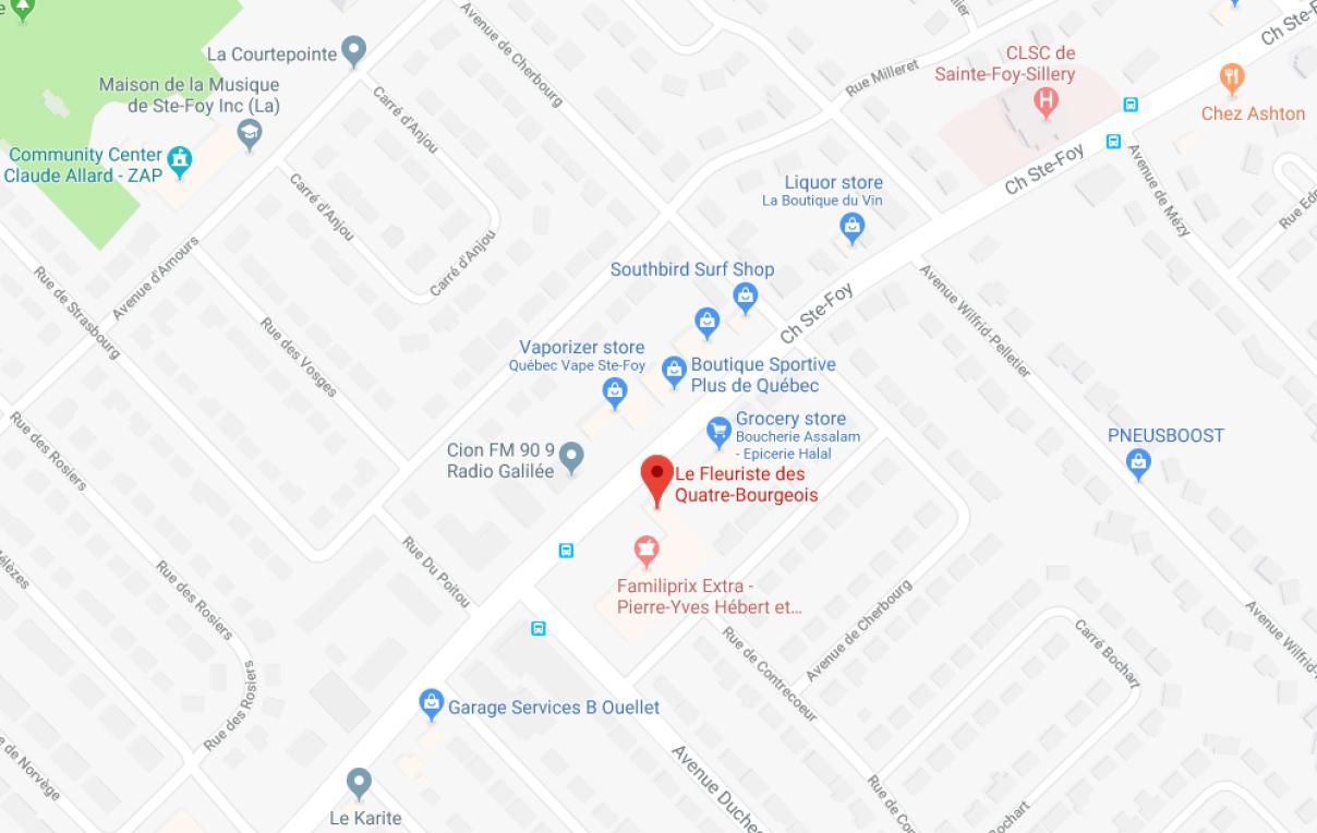 FLEURISTE_DES_QUATRE-BOURGEOIS_MAP