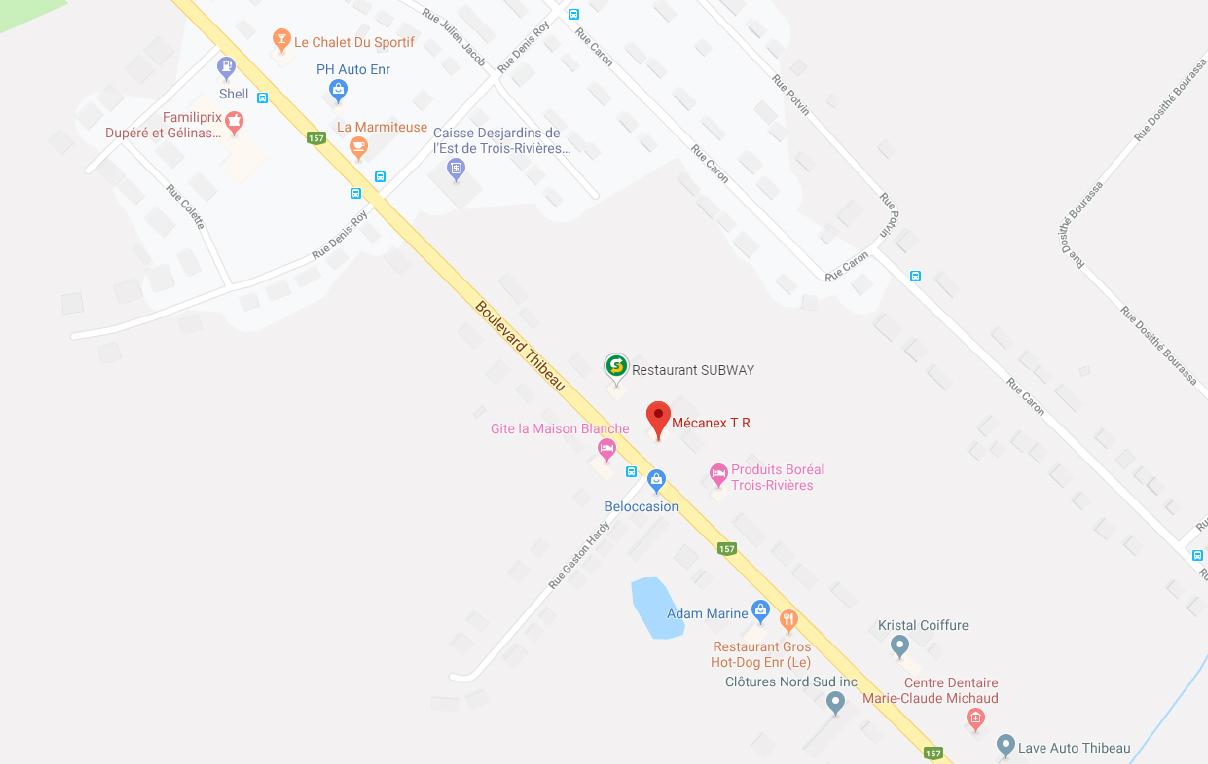 MECANEX TR_MAPS