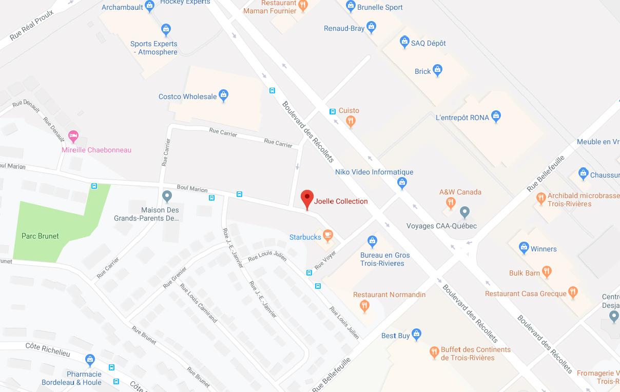 Boutique Joelle_MAP