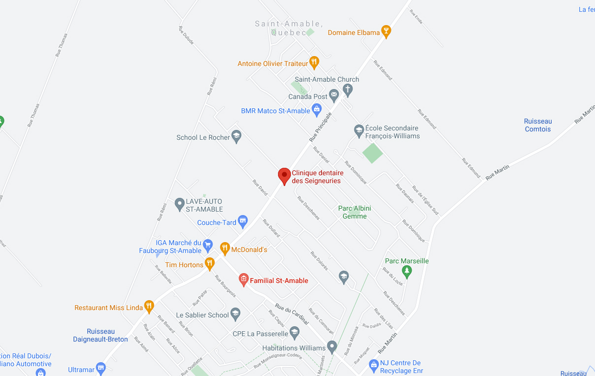 1539-CLINIQUE DENTAIRE SEIGNEURIES_MAP
